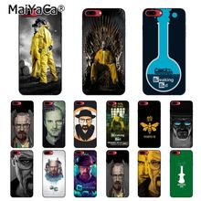 MaiYaCa Breaking Bad Chemistry Walter  Phone Case For iphone 11 Pro 11Pro Max 5 5Sx 6 7 7plus 8 8Plus X XS MAX XR