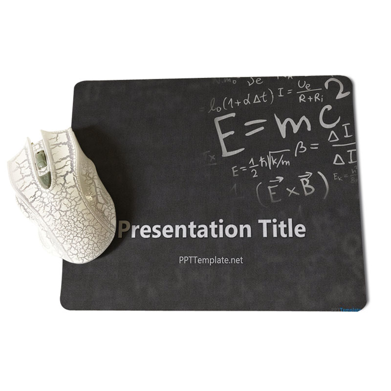 MaiYaCa Personalized Cool Fashion Physics Mathematics Customized laptop Gaming mouse pad Size for 18x22cm and 25x29cm Mousepad