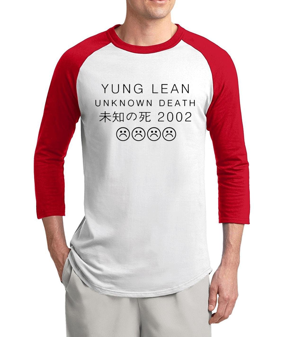 Music brand 3/4 sleeve men t shirt  2019 hot sale summer 100% cotton high quality raglan tee shirt men