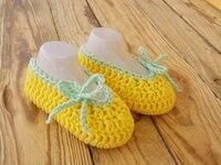 Häkeln Baby Schuhe/Booties,-kleidung, baby Kleinkind mädchen schuhe, weich und leicht