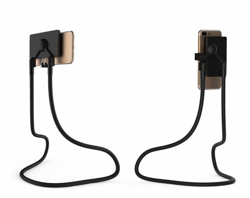 Держатель для телефона «ленивая Шея» подставка для IPhone Xiaomi Tablet Универсальный держатель мобильного телефона гибкий кронштейн поддержки смартфона # LR3