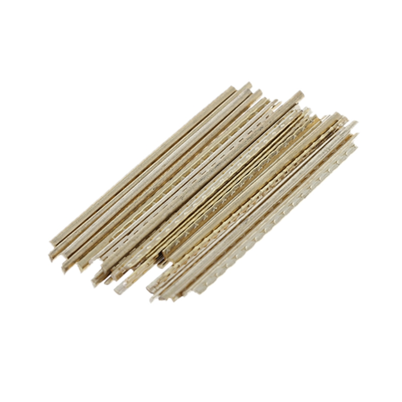 19Pcs/Set 2.2mm Width Brass Fret Wire Fretwires for Classical Acoustic Guitar