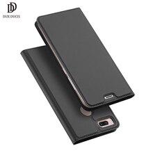 DUX DUCIS кожа книжка чехол на Xiaomi Mi A1 флип бумажник чехлы Для Xiomi MiA1 Глобальный Версия Сяо Mi Ми A1 5X 5.5 4 ГБ
