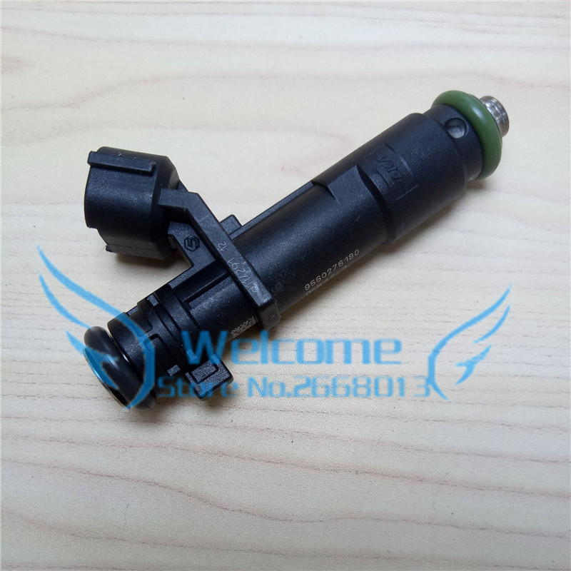 Image 5 - 4pcs/lot Original Fuel Injector / 8 Holes Injection Nozzle for Peugeot 307 308 408 508 Citron C Triomphe C5 C Quatre 9660276180-in Fuel Injector from Automobiles & Motorcycles