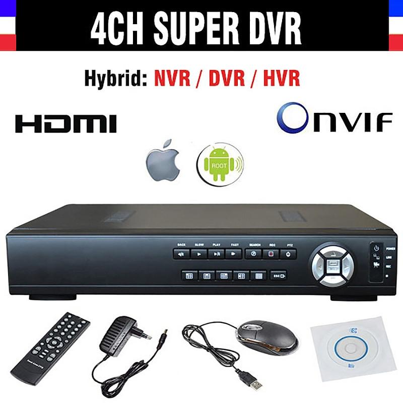 New CCTV 4CH 720P H.264 DVR Standalone DVR AHD SDVR/HVR/NVR Video Recorder Super DVR Support Onvif 1080P HDMI Output 4ch ahd dvr recorder 1080p 720p 960h network dvr 4 channel h 264 cctv 4ch dvr hvr nvr system p2p digital video recorder