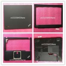 Nieuwe Laptop Lenovo Thinkpad X240 X250 Lcd Rear/Lcd Bezel/Palmrest/Base Bottom Cover Case 04X5359 04X5360 04X5180 00HT389 04X5361