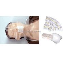 Защитный экран CPR, маска для искусственного дыхания и сердечнолегочной реанимации