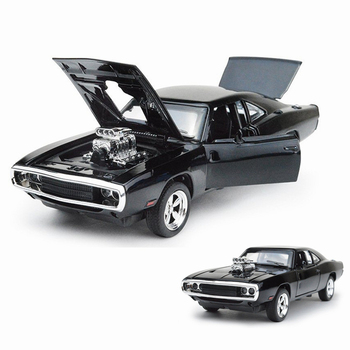 Metal Alloy Car Model 1:32 The Fast Furious Car Models Classic Diecast Alloy Cars Toys for Kids Children Adult Christmas Gift