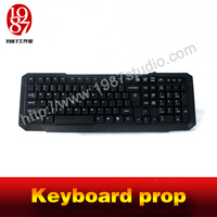 Real Life Room Escape Room Keyboard Prop Input Correct Password On The Keyboard To Unlock From