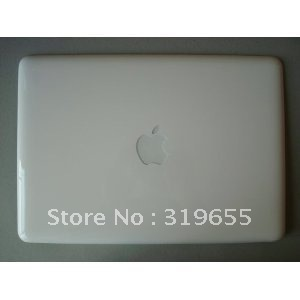 "NEW WHITE 13"" A1342 Unibody Back Cover for Apple MacBook laptop"