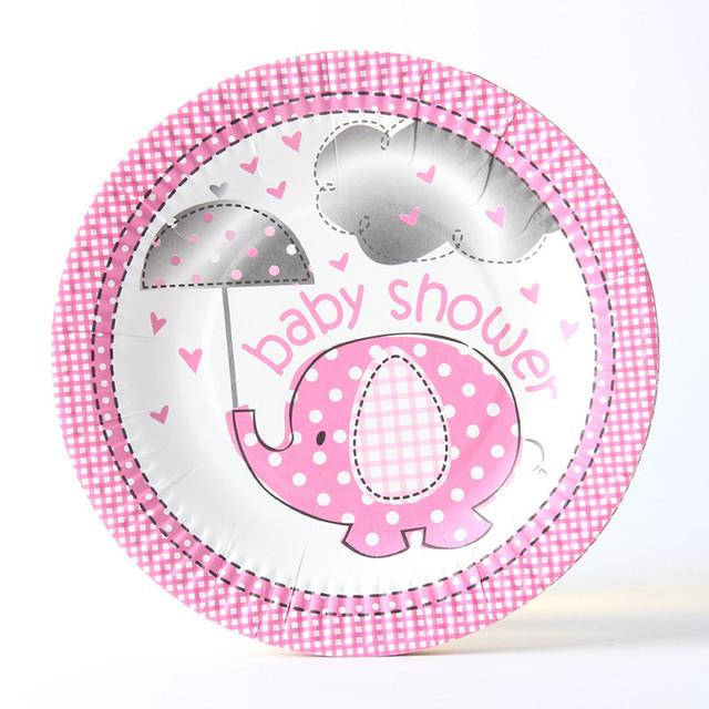Baby Boy Girl Baby Shower Supplies