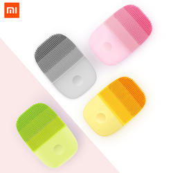 Xiaomi inFace маленький Очищающий Инструмент глубоко очищает Соник красота прибор для ухода за лицом очищающее лицо массажер кожи