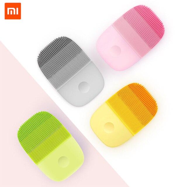 Xiaomi inFace pequeño instrumento de limpieza profunda limpieza Sonic Facial de belleza instrumento de limpieza para el cuidado de la piel masajeador