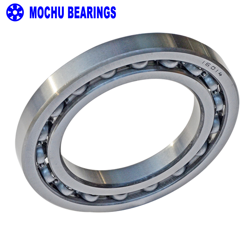 1pcs Bearing 16014 7000114 70x110x13 For Ciclop 3D Scanner MOCHU Open Deep Groove Ball Bearings Single Row Bearing single row 8mm x 16mm x 5mm deep groove ball bearing for electric hammer 26