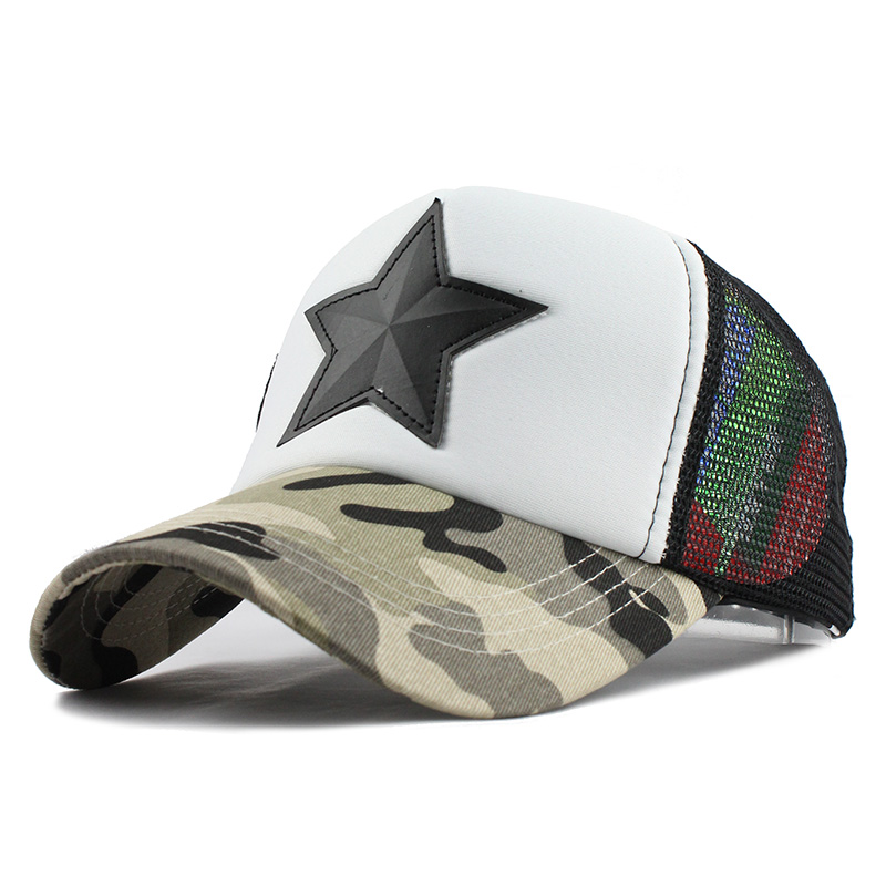 [Flb] kamuflase jala topi baseball, Swag snapback, Gurun Camo topi - Aksesori pakaian - Foto 2