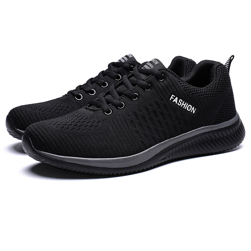 US $45.0  Men's sneakers Running Shoes male tennis trainers Comfortable Sport Shoes Man Lightweight Breathable Walking Shoes in Running Shoes from