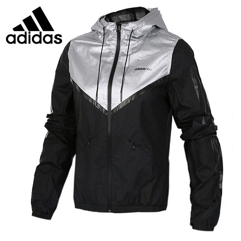 Original New Arrival 2017 Adidas NEO Label Women's jacket Hooded Sportswear adidas original new arrival official neo label mfv msh pnl tp men s pants sportswear cd3165
