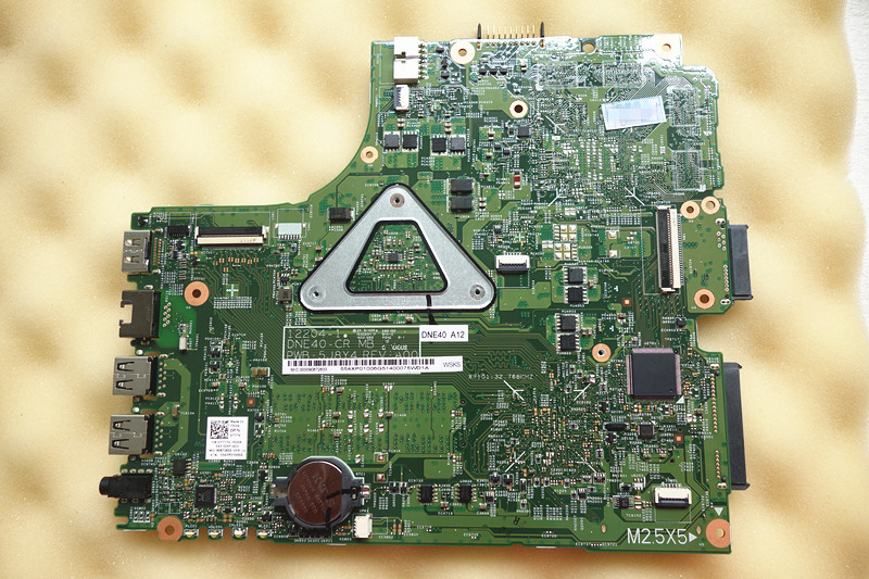 3421 mainboard CN-07GDDC 12204-1 fit for dell inspiron 3421 motherboard i3-2375u on board