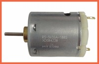 RS 365SA 1885 DC Motor Electrical Appliances Special Motor Hair Dryer Special Hot Air Window 365SA