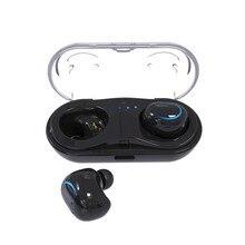 HBQ Q18 TWS Fit In-ear Earbuds Bluetooth5.0 Mini Binaural Waterproof S