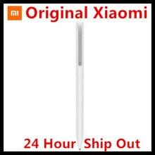 (Venta de separación) original xiaomi pluma signo pluma con mijia mijia japón 9.5mm durable pluma de firma suiza premec recarga de tinta