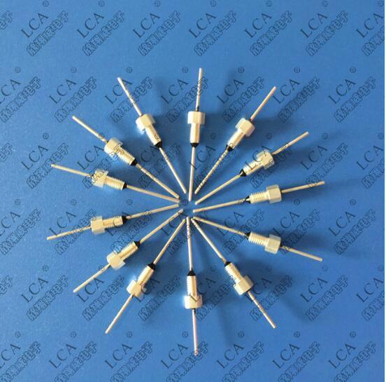 (50PCS)  M3 472 4700PF 100V 101 100PF 100V 332 3300PF 100V 47P 100V Emi filter feedthrough capacitors