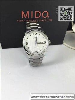 复刻版美度舵手系列男表  复刻M005.430.11.030.00手表