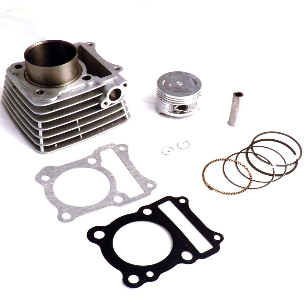 125cc 150cc Big Bore Barrel Cylinder Piston Upgrade Kit For