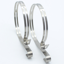 2X Chainsaw Brake Band Spring For Husqvarna 136 137 141 142 142E # 530052232  Petrol Gasoline Chain Saws Brake Handle Parts New цена