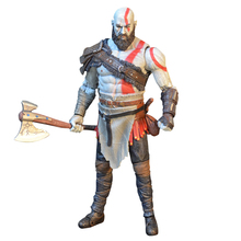 دمية مجسمة أصلية لشخصية حرب NECA God 4 كراتوس 18 سنتيمتر