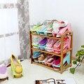 Экономия Пространства Мебель Для Гостиной, современный новый Творческий высокое качество обуви стойки Простой пластиковой обуви стеллаж для хранения обуви