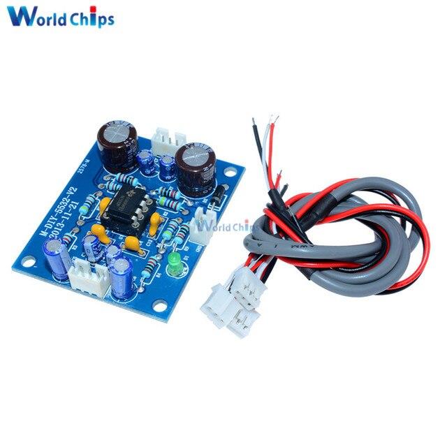 Płytka wzmacniacza NE5532 OP AMP przedwzmacniacz HIFI sygnał przedwzmacniacz Bluetooth przedwzmacniacz płyty w magazynie