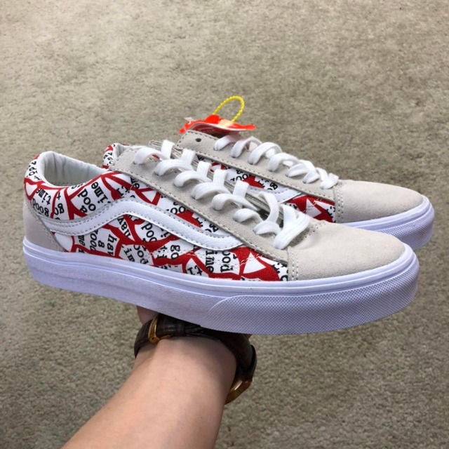 117461666501 Vans Vault OG Style36 Have a good time Classic Men and Womens Sneakers  canvas shoes