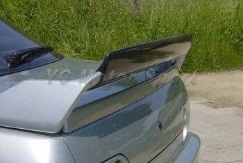 炭素繊維 Fujimura スタイルダンサーガーニーフラップのためのフィット 1989-1994 R32 GTR の OEM スタイルリアスポイラー