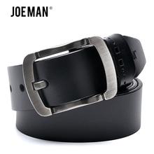 Men Luxury Cowskin Belt Genuine Leather Designer Belt High Quality Fashion Strap Male Cowhide Belts for men jean Real Leather