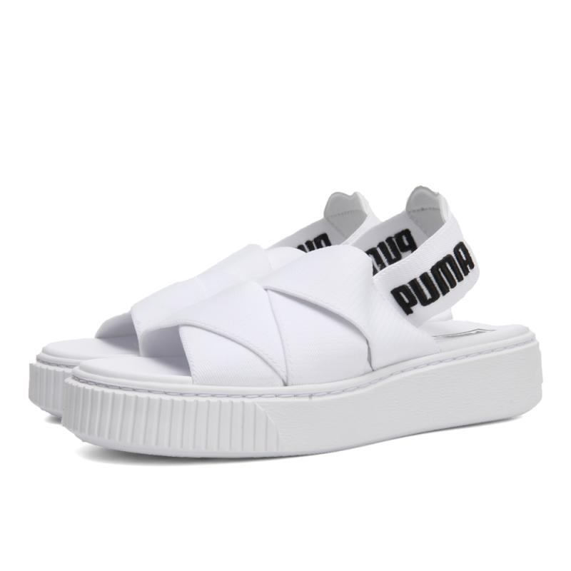 Original New Arrival 2018 PUMA Platform Sandal Wns Womens Outdoor Sandals Sports Sneakers