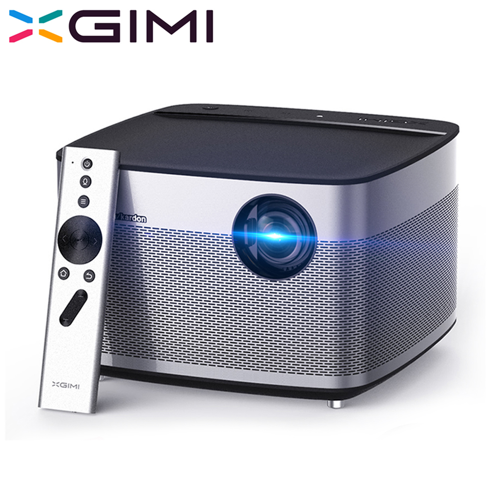XGIMI H1 Full HD Projector Free 16G U Disk Support 1080p 4K 3D Projetor for Home