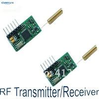 KYL 500S 433mhz Rf Data Transmitter 1km Range Module Ttl 50mW Min Size Rf Receiver