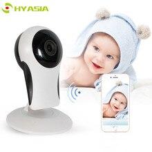 HYASIA Wireless IP Camera Wifi CCTV Baby Camera Mini Network Video Surveillance Auto Tracking Camera Night Vision Baby Monitor