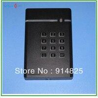 DWE CC RF Frete Grátis + controle de acesso teclado + EM + leitor rfid 125 khz + wiegand 26 saída leitor de cartão de proximidade