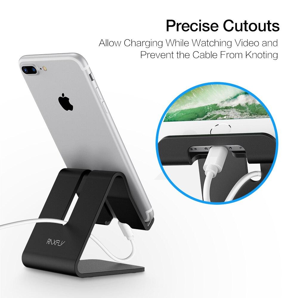 Βάση τηλεφώνου RAXFLY για το iPhone X 8 8 Plus iPad - Ανταλλακτικά και αξεσουάρ κινητών τηλεφώνων - Φωτογραφία 2