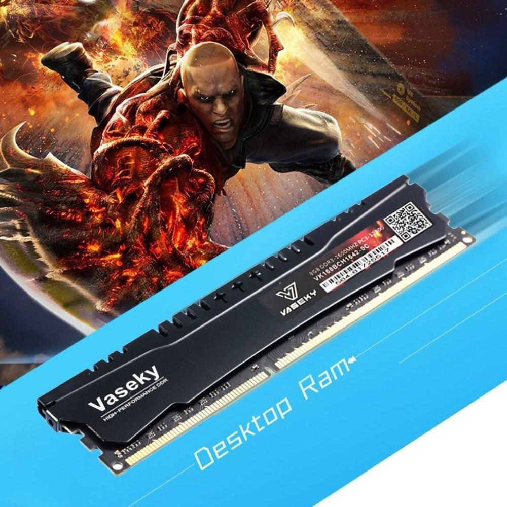 Replacement Desktop Memory DDR3 8G 1600MHZ Computer Memory Module 240Pin