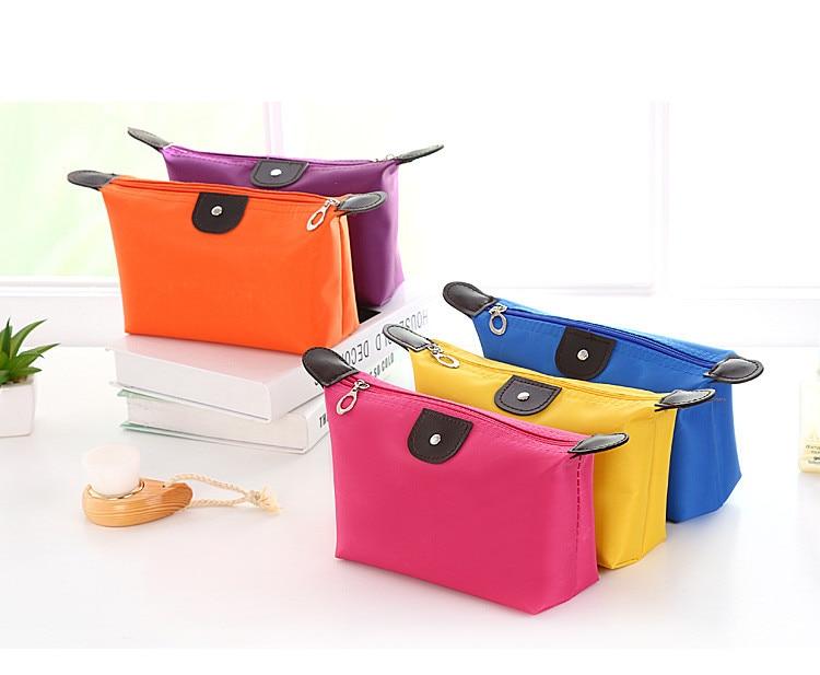 2017 hordozható vízálló táska kozmetikai táska kis utazótáska - Szervezés és tárolás