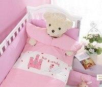 Fashion Spring Autumn Cotton Baby Sleeping Bag Cute Cartoon Anti kick Baby Kids Sleeping Bag With Filling