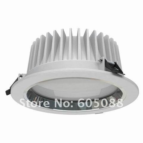 7 30 Вт встраиваемые fire proof вниз свет, энергосберегающие вниз свет, цвет белый 2374lm, 10 шт./лот Акция! EMS/DHL Бесплатная доставка!
