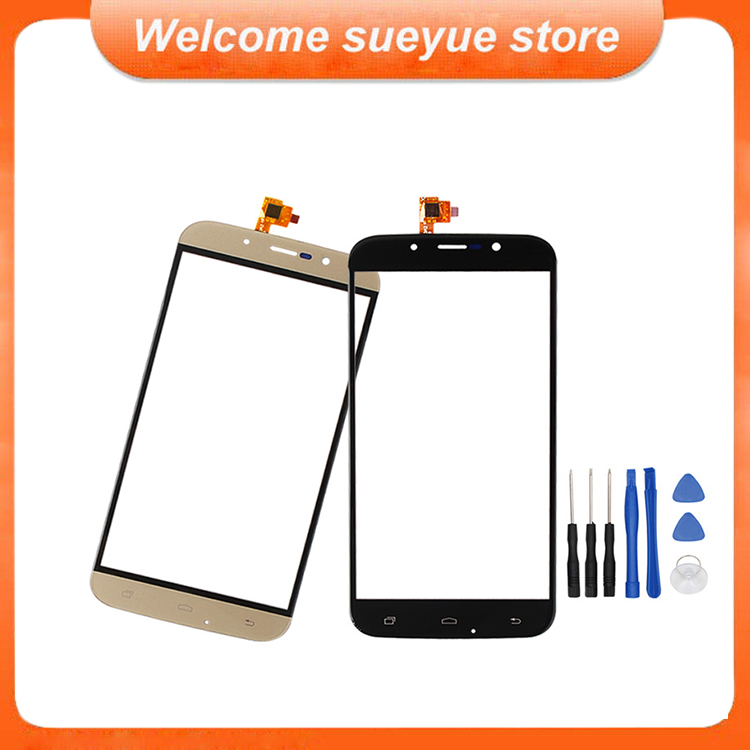 UMI ROME ROME X Touch Screen Perfect Repair Parts Touch Panel for UMI ROME ROME X Phone Accessories And Tools As Gifts