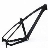 Углерода горные велосипеды MTB рама 29er T1000 UD дешевые для велосипеда из углерода из Китая рама для горного велосипеда 29er 27.5er 15 17 19 углеродный ру