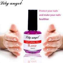 15 ML Nail Polish Oil UV Gel Nail Treatment Nourishment Oil Nail Cuticle Processing Tools Nutritional  Nail Care Lacquer