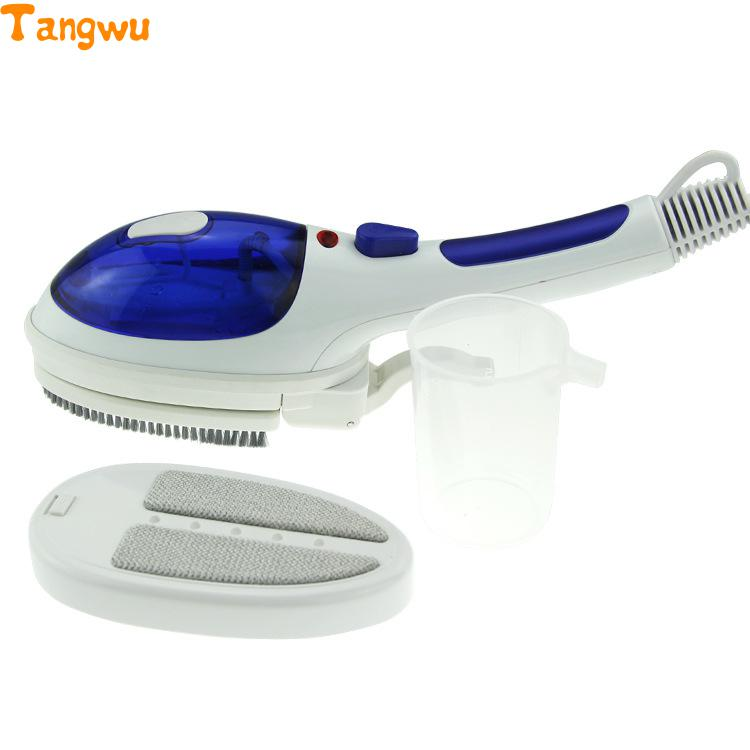 Free shipping Parts artifact portable steam brush hand-held household electric iron multifunctional hanging ironing machine sid razor blade razor reciprocating 2 one hour shaver electric abs face twin blade reciprocating electric