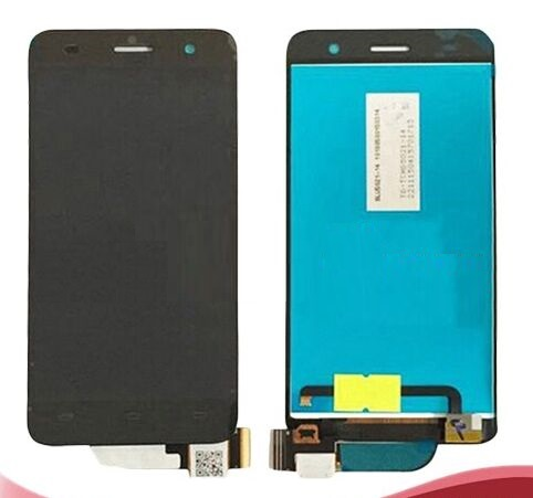 High Quality For Lenovo S858 S858T Lcd Display Assembly Complete + Touch Screen Digitizer 5.0 inch Free Shipping high quality 5 0 for highscreen power rage lcd display touch screen glass digitizer assembly replacement free shipping